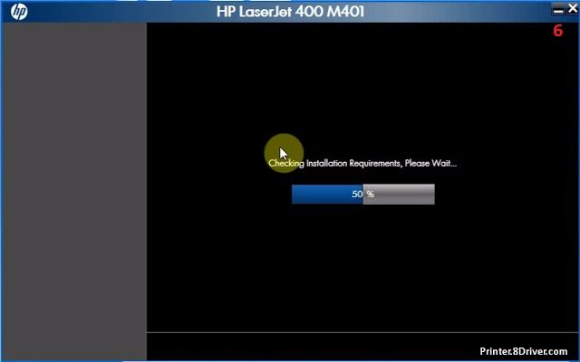 download HP LaserJet 8000dn Printer driver 6