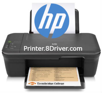 Free download HP Deskjet Ink Advant K109a-z Printer driver and install